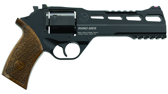 Chiappa Rhino 60DS 357 magnum revolver right profile