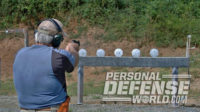 Chiappa Rhino 60DS 357 magnum revolver test