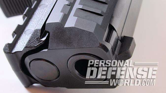HK VP9SK pistol barrel
