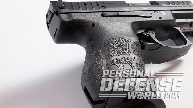HK VP9SK pistol grip