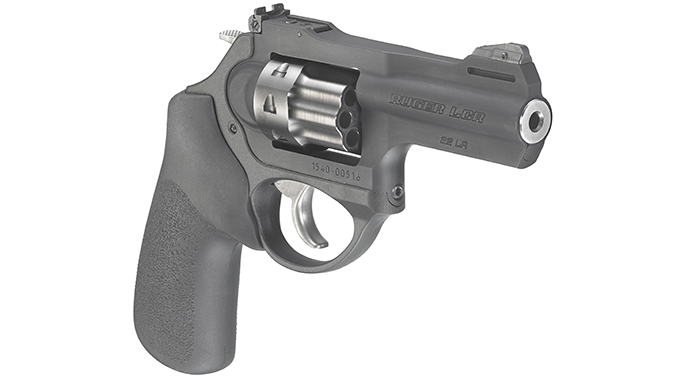 Ruger LCRx revolver right angle lcp ii