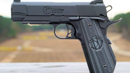 carolina arms group privateer carry commander 1911