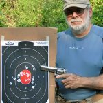 Ruger SP101 Match Champion 357 magnum revolver test