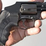 smith wesson M&P340 Review revolver grip