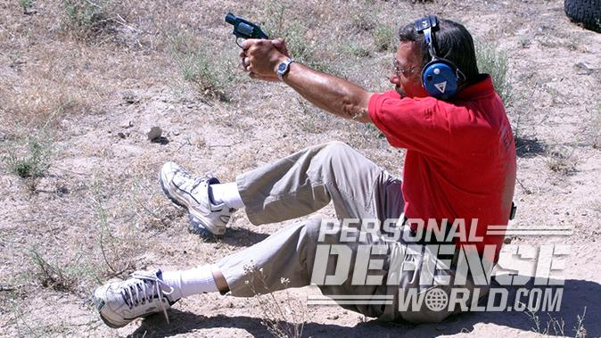 smith wesson M&P340 Review revolver competition