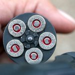 smith wesson M&P340 Review revolver cylinder