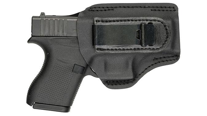 Safariland Model 17 holster right profile