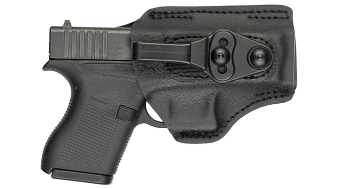 Safariland Model 17 Model 17T holster right profile