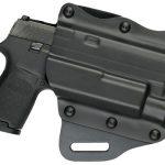Safariland Model 17 model 557 holster right profile