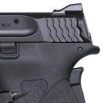 Smith & Wesson M&P380 Shield EZ pistol serrations