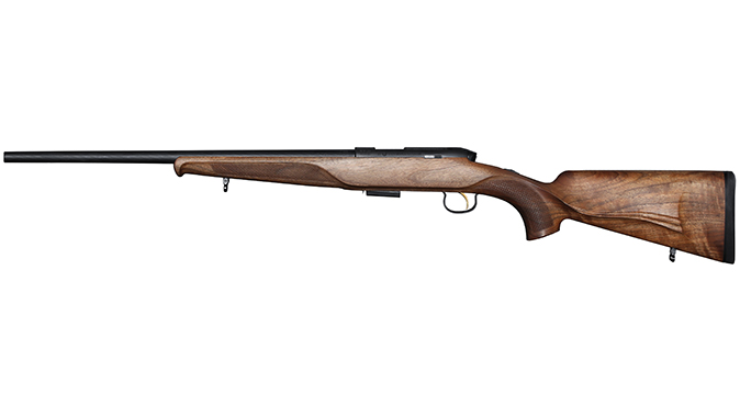 Steyr Zephyr II rifle left profile