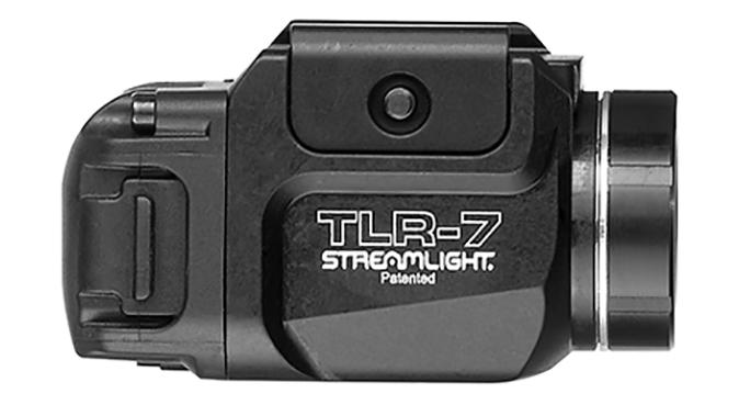 Streamlight TLR-7 light profile