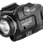 Streamlight TLR-8 light laser angled