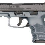 hk VP9SK gray pistol
