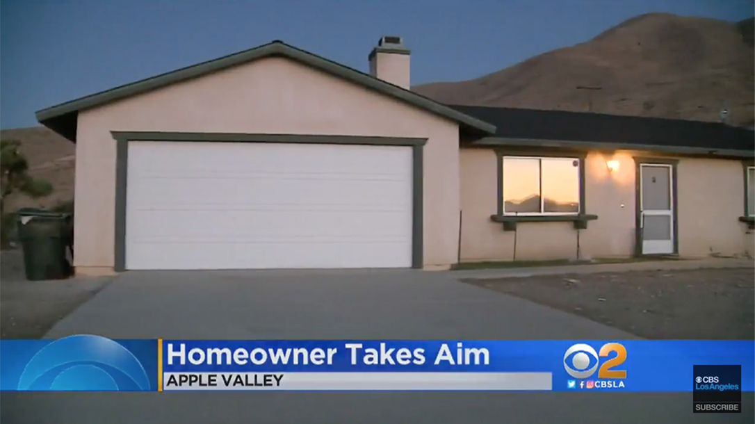 california armed neighbor shoots getaway tires