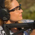 Corinne Mosher firearms training shooting stock