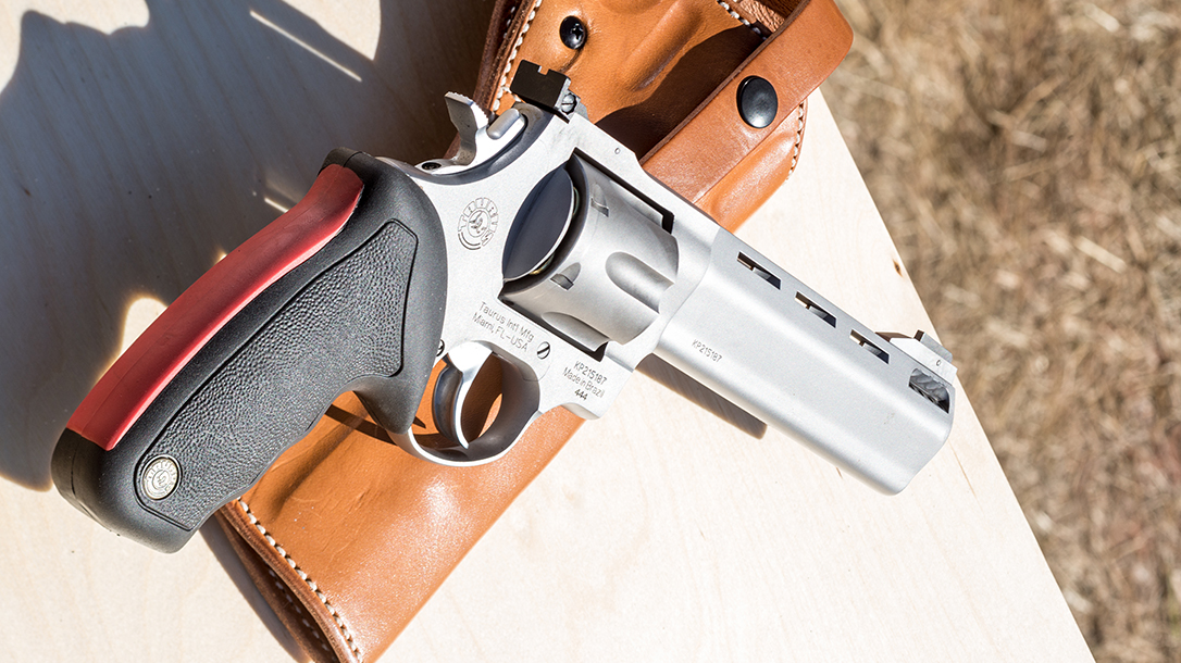 Taurus Raging Bull Revolver Athlon Outdoors Rendezvous holster