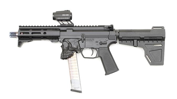 Angstadt Jack 9 pistol left profile