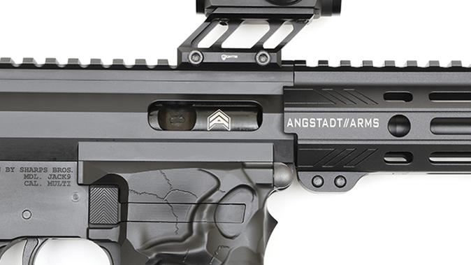 Angstadt Jack 9 pistol markings