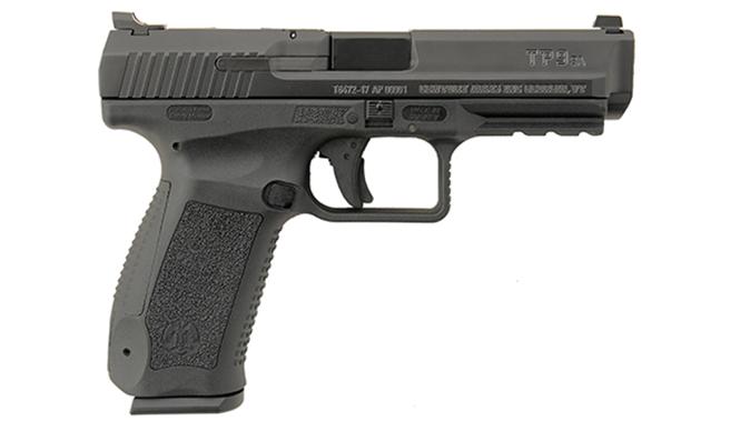 Canik TP9SA Mod.2 pistol black right profile