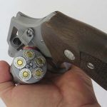 charter arms boomer revolver loaded