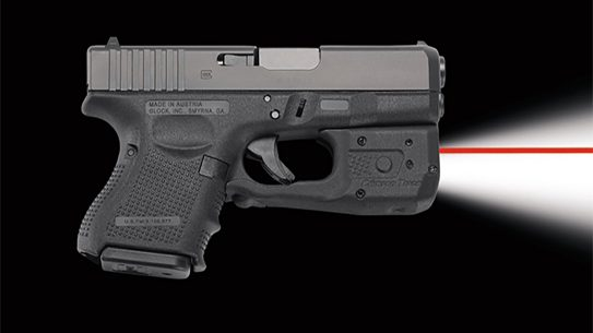 crimson trace laserguard pro glock laser