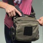 fanny pack murse bag gun