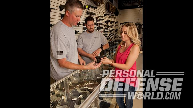 first handgun gun shop