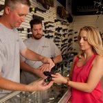 first handgun gun testing