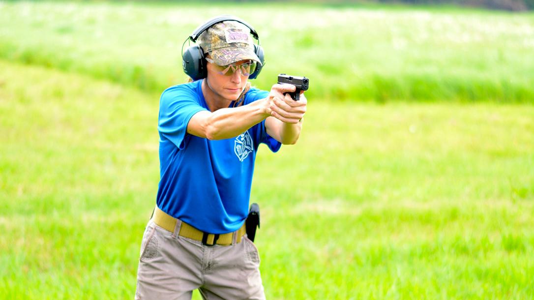 gun carrying practice