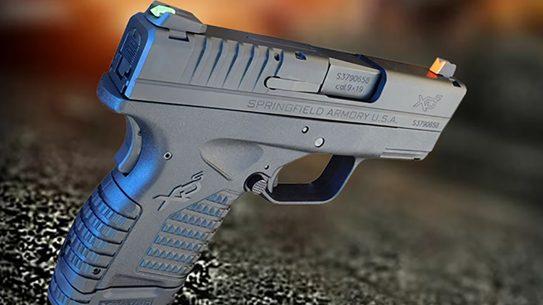 gun pro delta 1 sights right profile