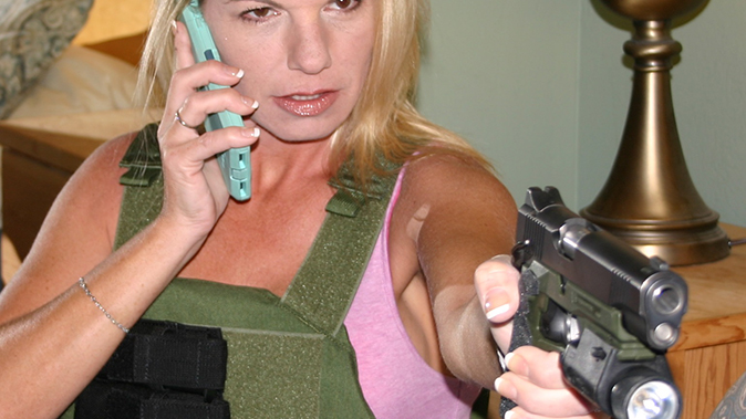 home defense plan cell phone