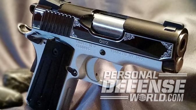 Kimber Onyx Ultra II pistol right profile