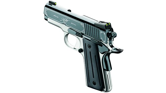 Kimber Onyx Ultra II pistol rear angle