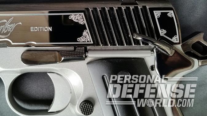 Kimber Onyx Ultra II pistol safety