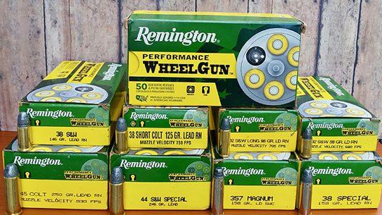 remington outdoor company Remington Performance Wheelgun ammo