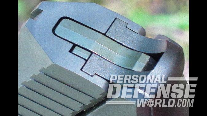 Ruger LCP remington rm380 pistol hammer