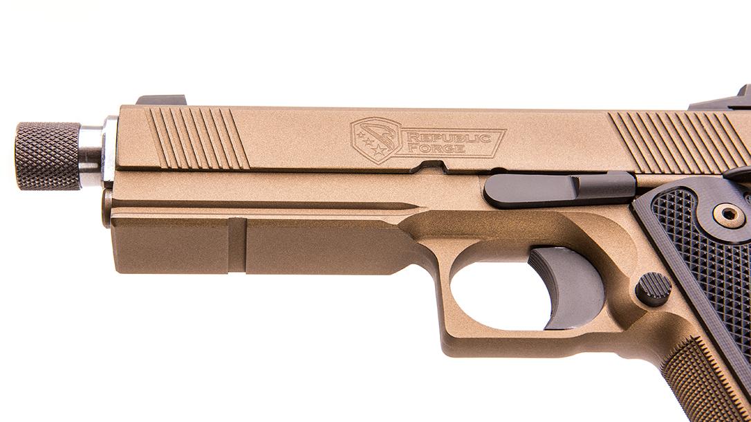 Republic Forge Monolith Stryker pistol slide