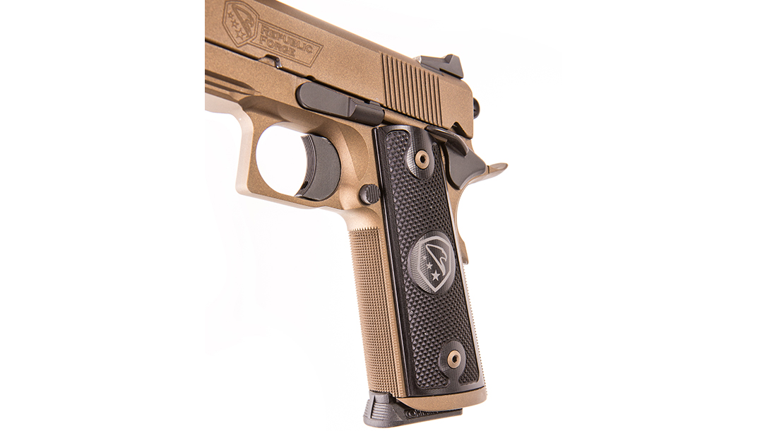 Republic Forge Monolith Stryker pistol grips