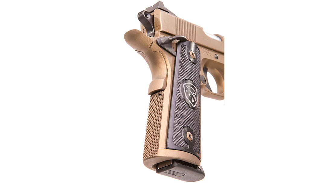 Republic Forge Monolith Stryker pistol grip safety