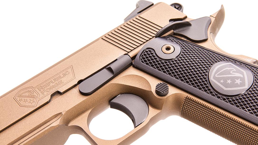 Republic Forge Monolith Stryker pistol controls