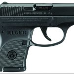 Ruger LCP pistol right profile