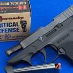 Ruger LCP pistol ammo