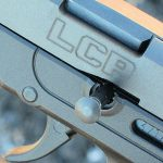 Ruger LCP pistol extractor