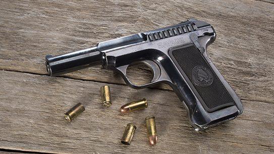 savage 1907 pocket pistol