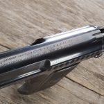 savage 1907 pistol markings