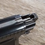 savage 1907 pistol cocking lever