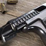 savage 1907 pistol breech plug