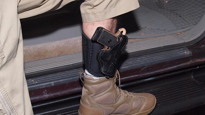 sig sauer p938 pistol leg holsters