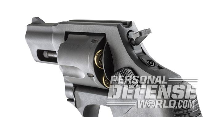 Taurus Model 85 Convertible revolver hammer
